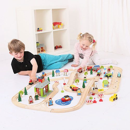 Big Jigs Train Sets