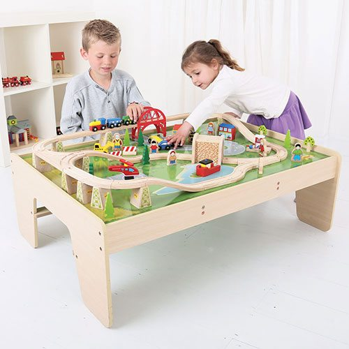 Big Jigs Train Tables