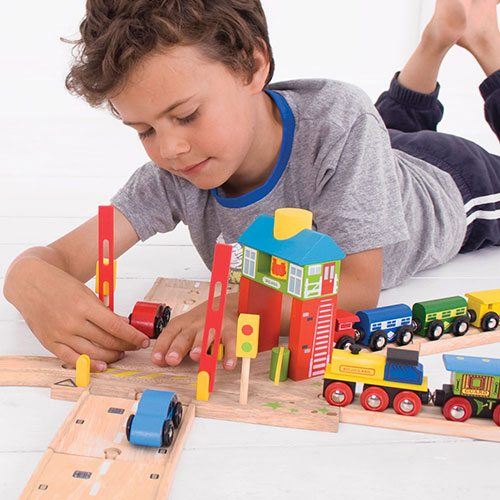 Big Jigs Rail Track Accessories