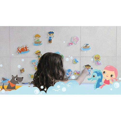 Tiger Tribe Bath Toys